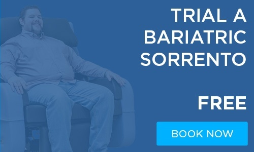 Book a free trial in the Bariatric Sorrento
